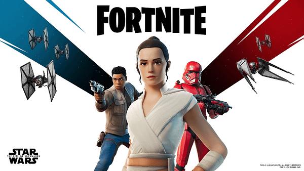 """Fortnite"" Reveals More ""Star Wars"" Details At The Game Awards"