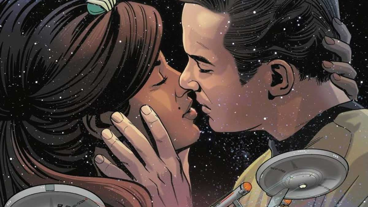 """REVIEW: Star Trek Year Five Valentine's Day Special -- """"One Rarely Gets A Chance To Meet Their Match"""""""