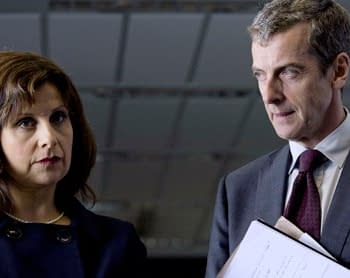 Nicola Murray Was In Love With Malcolm Tucker In The Thick Of It