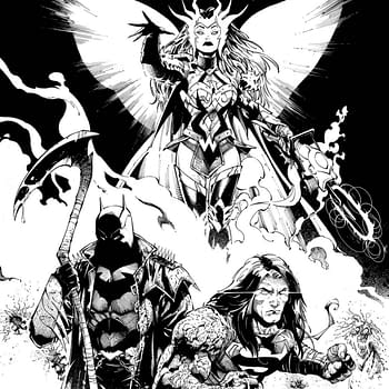 DC Comics Mix Up 1:100 Covers For Death Metal #1
