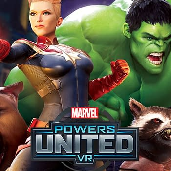 Marvel Hypes Powers United VR at SDCC as a Jumping Pad for VR