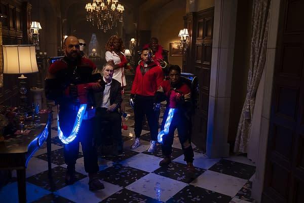 Doom Patrol Season 2 Preview: Ain't No Party Like a Doom Patrol Party
