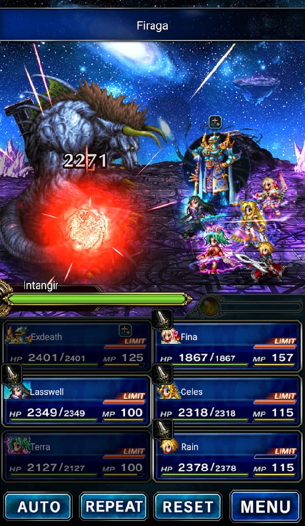 Brave Exvius Screenshot