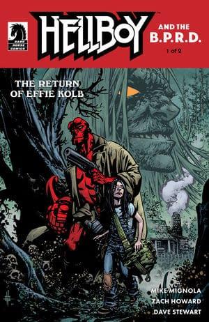 Our Top Five Comics From Dark Horse Comics