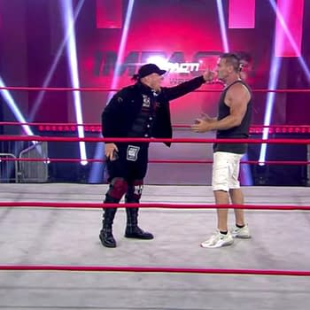 Impact Wrestling 6/30/20 Part 1: Ken Shamrock Makes a Friend