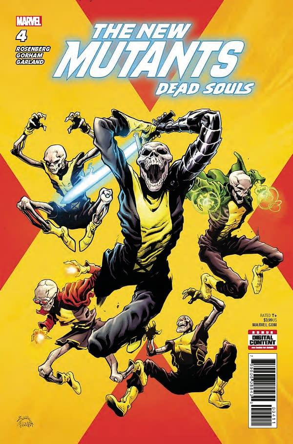 X-ual Healing: New Mutants Dead Souls #4