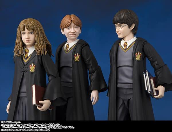 SH Figuarts Harry Potter Harry 11