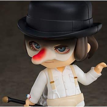 """Clockwork Orange"" Gets A Nendoroid with Good Smile Company"