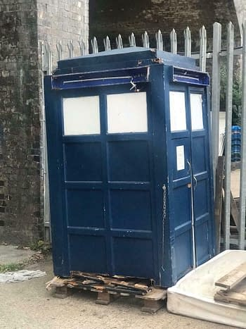 So... I Just Bought The TARDIS