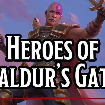 'Heroes of Baldur's Gate' Brings the Classic Digital RPG to Table-Top