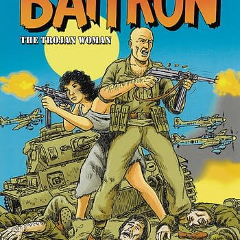 Above and Beyond Vietnam Journal and More New Graphic Novels: Caliber Comics March 2018 Solicits