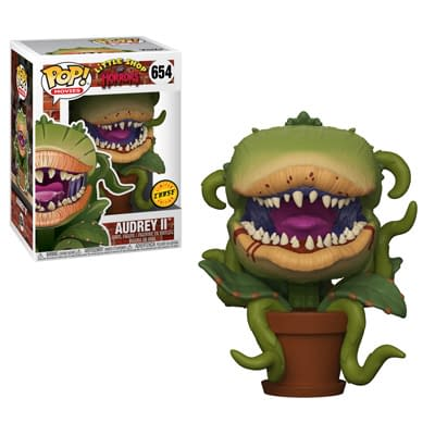 Funko Little Shop of Horrors Audrey 2 Chase