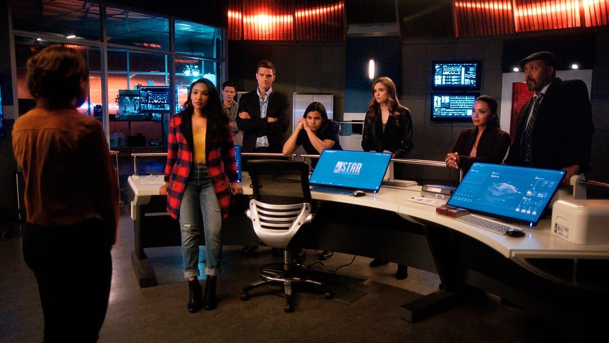 "'The Flash' Season 5, Episode 18 ""Godspeed"": Danielle Panabaker-Directed Ep Impresses [SPOILER REVIEW]"
