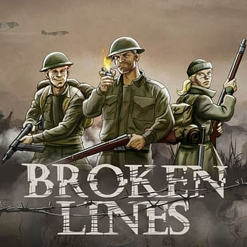 """""""Broken Lines"""" Is Coming To The Switch & PC In 2020"""
