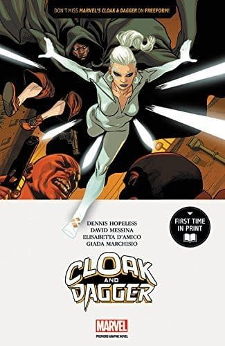 Cloak and Dagger Classified Confirmed as Digital-First Series – Luke Cage and Jessica Jones to Follow?