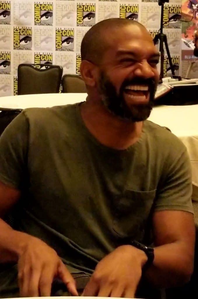 Khary Payton Talks Teen Titans Go! Vs. Teen Titans: Roundtable Video