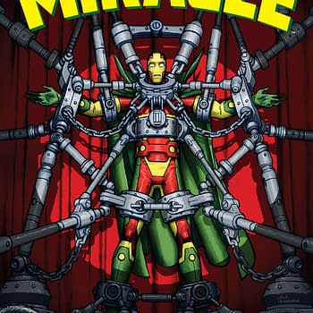 Tom King is Working on the Follow-Up to Mister Miracle and Vision