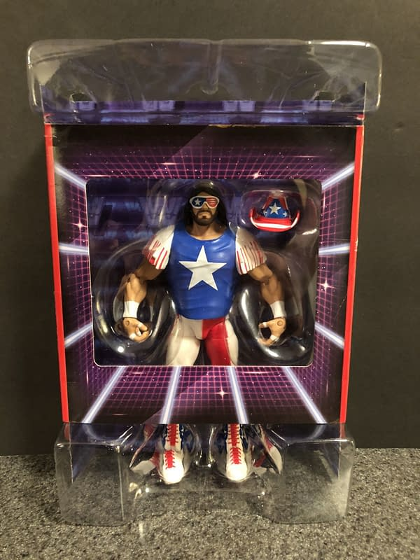 Mattel WWE Retrofest Macho Man Figure 5