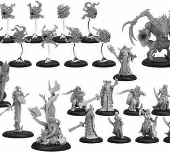 New Infernals Faction Coming for Warmachine in July