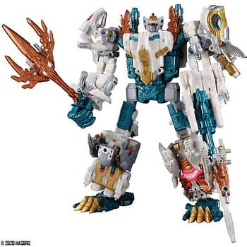 Transformers Takara Tomy God Neptune from Hasbro Pulse
