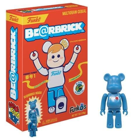 Funko Cereal Be a Brick DesignerCon
