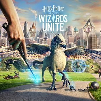 Harry Potter: Wizards Unite Is Getting A Ready Button