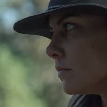 Lauren Cohan's Maggie considers her next move in The Walking Dead season 10, courtesy of AMC.