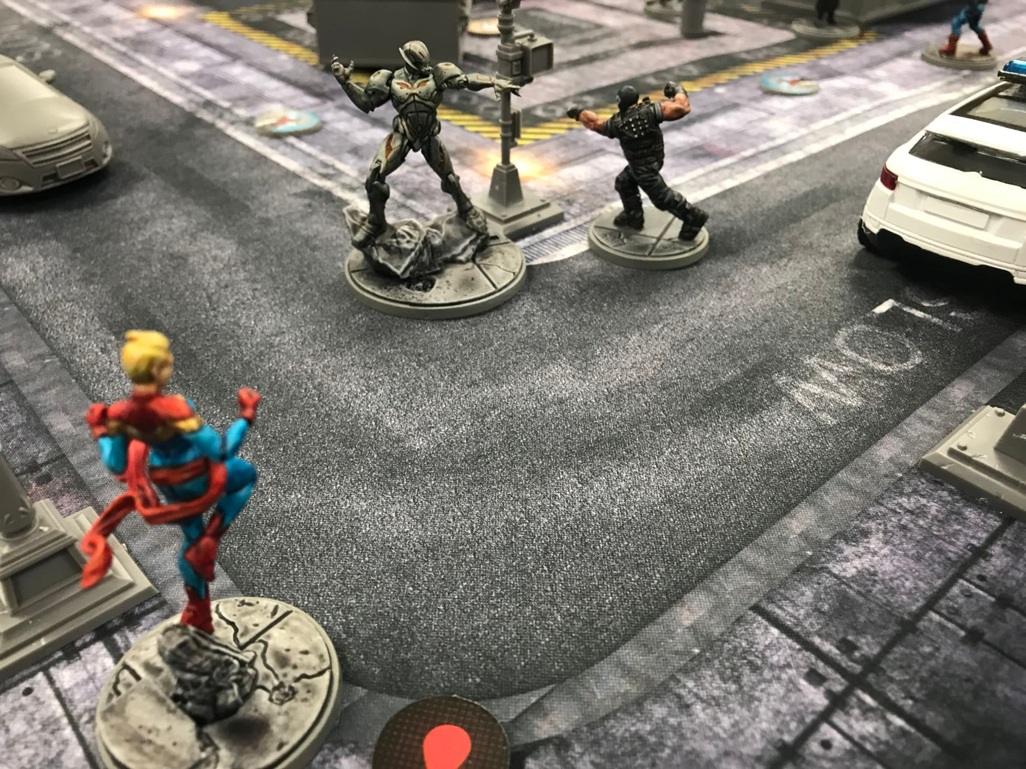 Marvel Crisis Protocol: Playing the Game