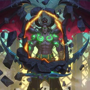 Hearthstone Demon Hunter Class