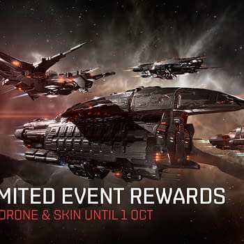 Rogue Drone Swarms are Returning to EVE Online