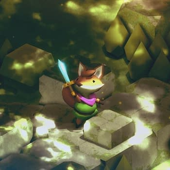 Xbox Gives Us Another Look at Tunic the Fox Version of Legend of Zelda