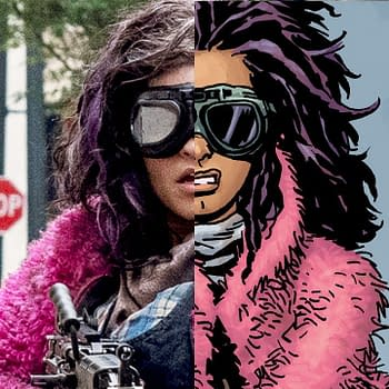 The Walking Dead: Comparing Princess to Her Comic Book Counterpart