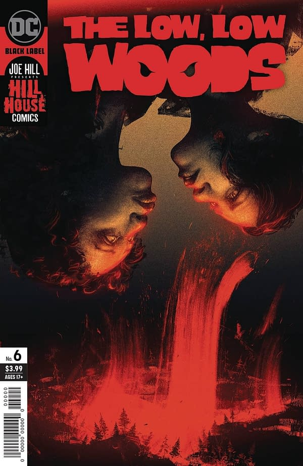 Low Low Woods #6 Main Cover