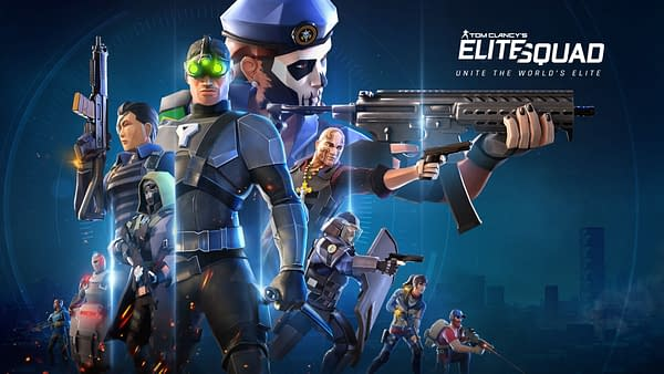 Ubisoft Announced Tom Clancy's Elite Squad For Mobile In August 2020