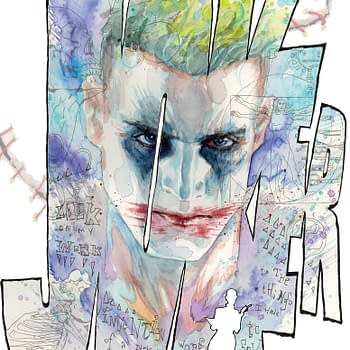 DC to Reveal Joker's Psychological Profile in Criminal Sanity: Secret Files #1 in June