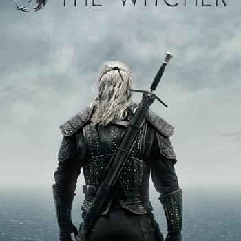 The Witcher: Henry Cavills a Man of Some SERIOUS Steel in New Key Art Images