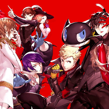 Brittany's Most Anticipated Games of 2020: Persona 5 Royal