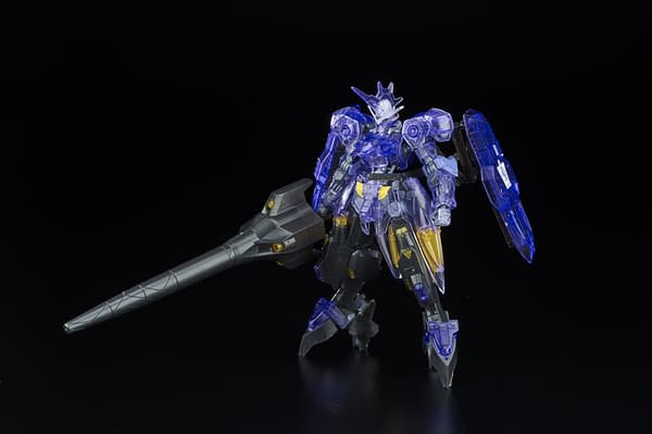 Bandai Gundam Kimaris Vidar (Clear Color Ver) SDCC