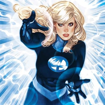 Invisible Woman Gets Her Own Series in July