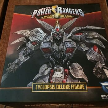 Power Rangers: Heroes of the Grids Cyclopsis Is A Big Bad Boss