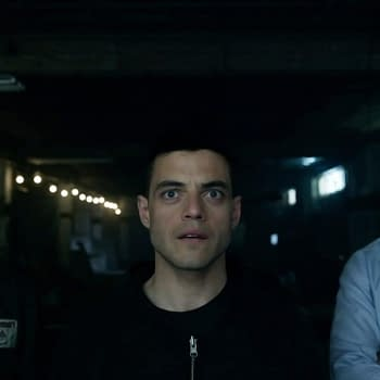 Looks Like Mr. Robot Season 4 is Fing with NYCs Subway System
