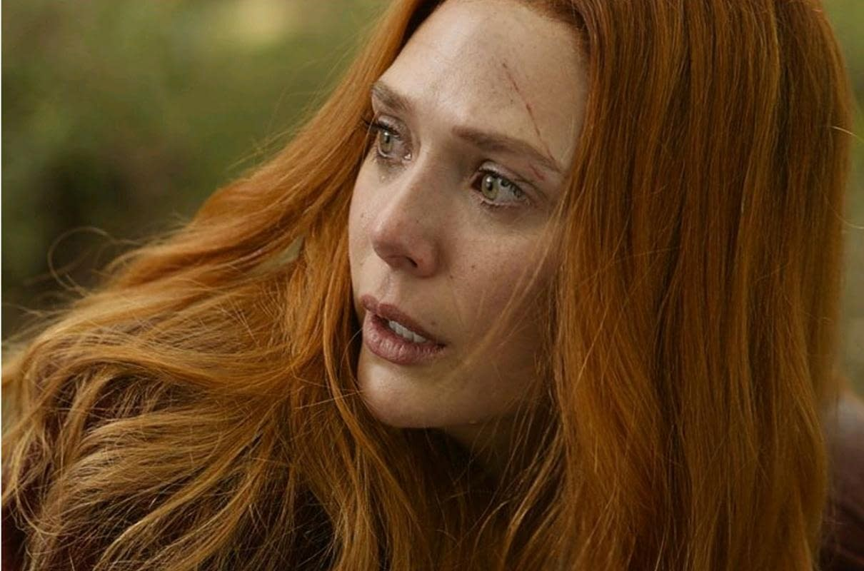 Avengers: Infinity War – Paul Bettany and Elizabeth Olsen Talk Relationships and Collaborations