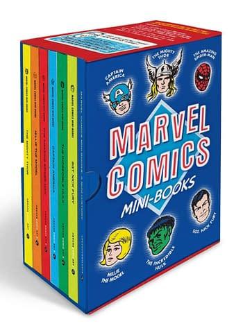 The First Super-Hero Comic Dennis O'Neil Wrote in Marvel Mini-Comics.