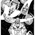 The Strange Case Of Alan Moore Jim Dandy And A Multitude Of Multiversal Captain Britains