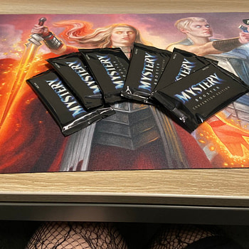 """Mystery Booster"" Bonanza at MagicFest Richmond - ""Magic: The Gathering"""