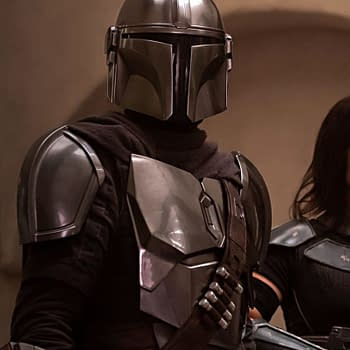 The Mandalorian returns this fall, courtesy of Disney+.