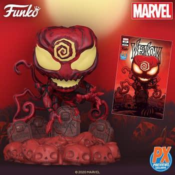 Funko Reveals New Marvel Comics PX Exclusive Pops