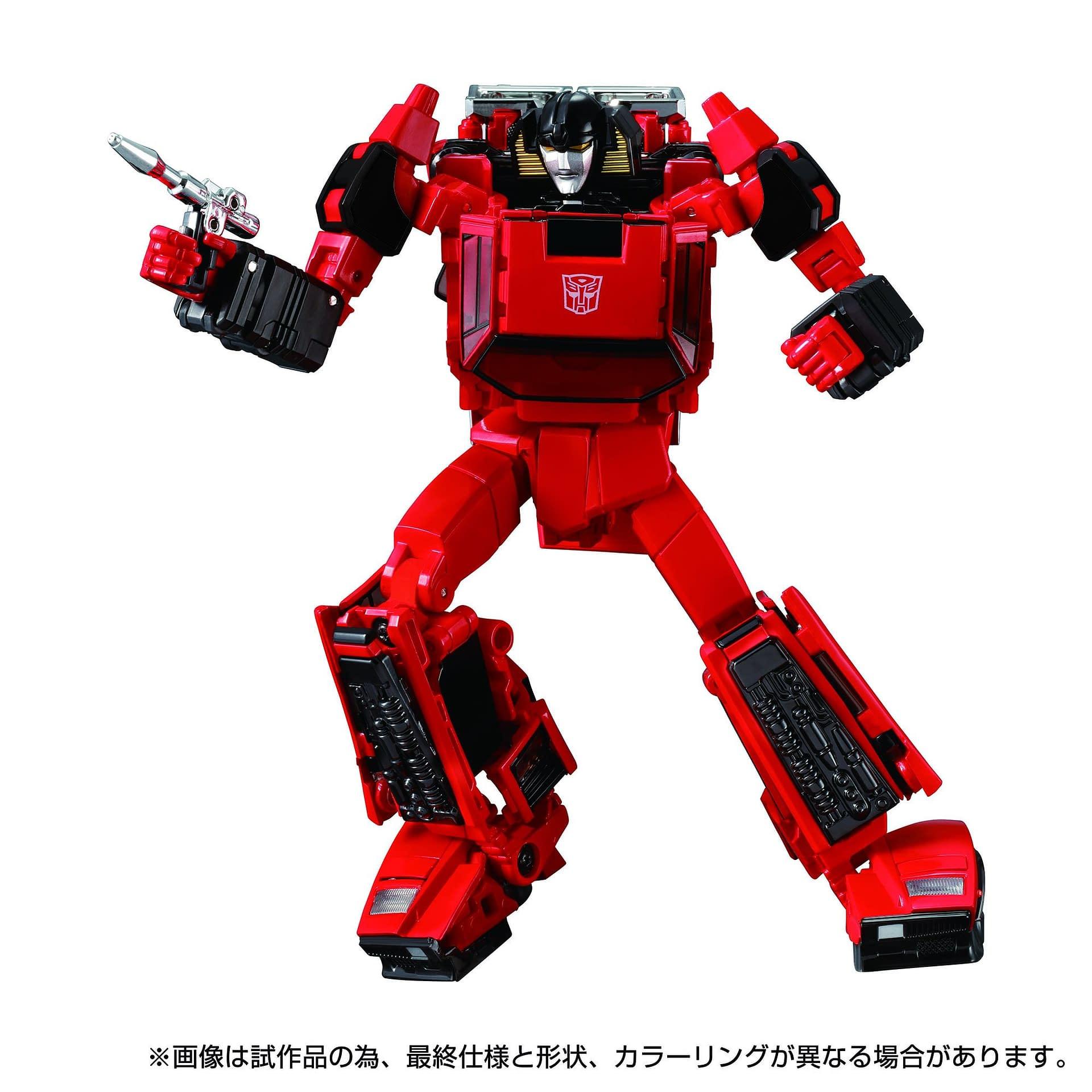 Transformers Takara Tomy Masterpiece MP-39 + Spinout Pré-commande $ 114.99