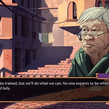 City Of The Shroud is a Tactical RPG With a Few New Tricks