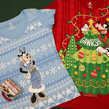 disney ugly christmas